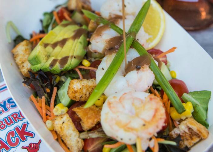 Best Shrimp Salad On Hilton Head